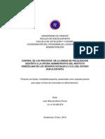 Proyecto Corregido en Carta de La Comision