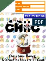 CHiiC Workbook
