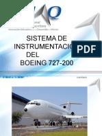 Sistema de Instrumentacion Del Boeing 727