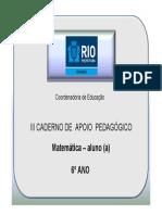 6AnoMatematicaAluno3CadernoNovo