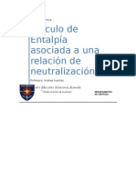 Quimica-Calorimetro informe