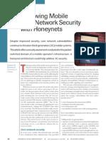 Improving MPC Security Using Honeynets