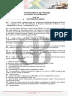 Estatuto Dos Servidores Municipais de Fortaleza Gb