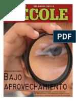 ÉCOLE Lee, aprende y recicla - edición 4