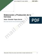 Elaboracion Produccion Cerveza 13298