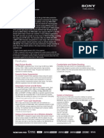 Operating Guide SONY Pmw 300k1 | Camera Lens | Zoom Lens