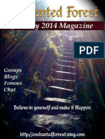 January 2014 Enchanted Forest Magazine
