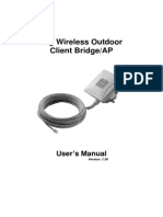 Client Bridge AP