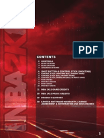 NBA 2K13 Manual PC Digital v2