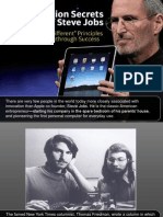 7 Innovation Secrets of Steve Jobs