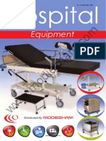 Hospital Equipment Catalogue