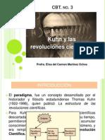 Kunh y Las Revoluciones Cientificas