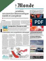 Le Monde 11 Juin