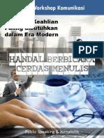Proposal Workshop