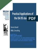 Mesatutorial - Isa95 Enterprise Integration