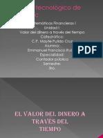 elvalordeldineroatravsdeltiempomatemticasfinancierasi-121122094116-phpapp01