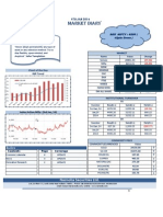 Share Markets Snapshot and Top Price Performers Stocks information in Narnolia Securities Limited Daily Dairy 6.1.2014