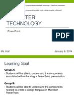 enhance ppt design template