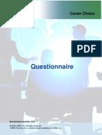 120713 Questionnaire