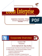 Zoom Corporate Presentation