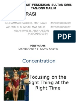 Konsentrasi Powerpoint
