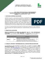 CONVO.baseS.inv.TRES.per.Servicio de Implantacion de Gas a Montagargas