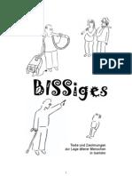 Bissiges - Texte und Zeichnungen zur Lage älterer Menschen in Iserlohn