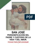 SAN JOSE REPRESENTANTE DE DIOS EN LA TIERRA.