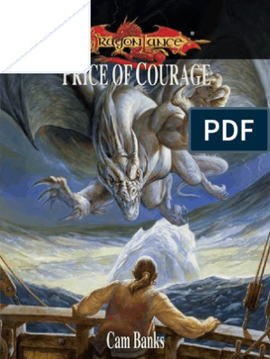 Price of Courge | Dragonlance | D20 System