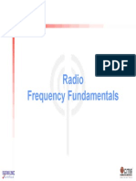 Radio Frequency Fndamentals