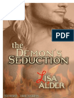 The Demon's Seduction - Alder, Lisa
