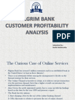 Pilgrim Bank - Case Study