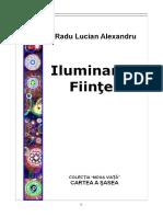 Iluminarea Fiintei - Radu Lucian Alexandru