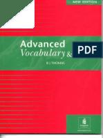 IELTS - Advanced Vocabulary and Idiom