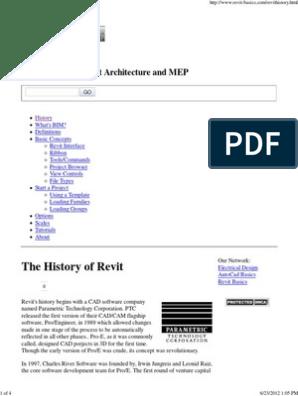 Revit Basics: Learn Autodesk Revit Architecture and MEP