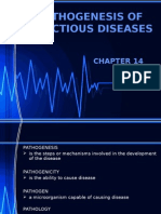 pathogenesis of infectious disease