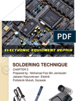 Chapter 2 - Soldering Technique