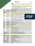 Inkjet Cartridge Reference Guide
