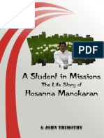 Student Missions