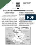 Drugi Dan Nato Bombardovanja