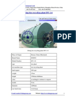Doing Tire Recycling Plant DY-1-6