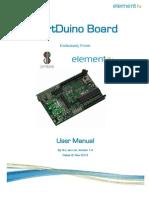 User Manual Gerduino 5.6