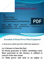 Jagan Steam Power Plant