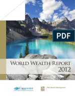The 16th Annual World Wealth Report 2012