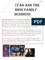 Safeeyah and the mammon family business