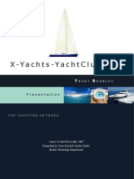 Booklet 4 for Sale X-Yachts X-482 1997 Hamburg Deu
