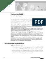 Configuring Eigrp