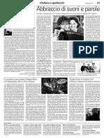 Intervista La Regione Aprile 2010