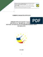 Ghidul-solicitantului Fonduri Europene