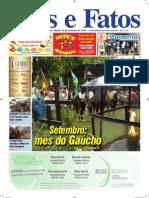 Jornal Atos e Fatos - Ed. 640 - 12-09-2009